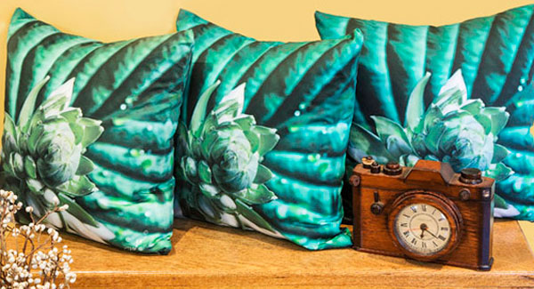 Paola Prints- Luxurious Local Pillows