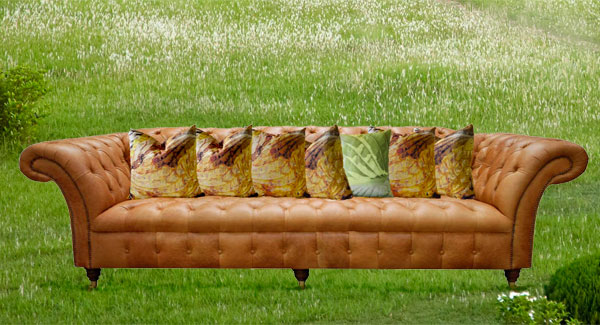Woodland- A New Paola Pillow