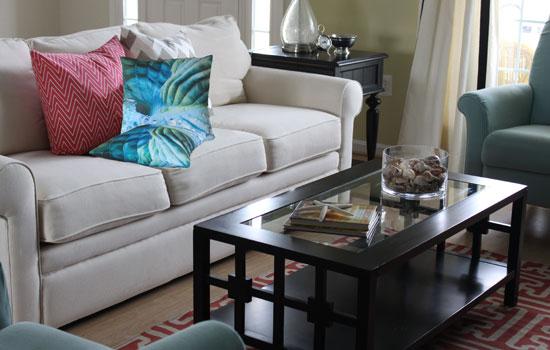 Naturally Stunning Throw Pillows