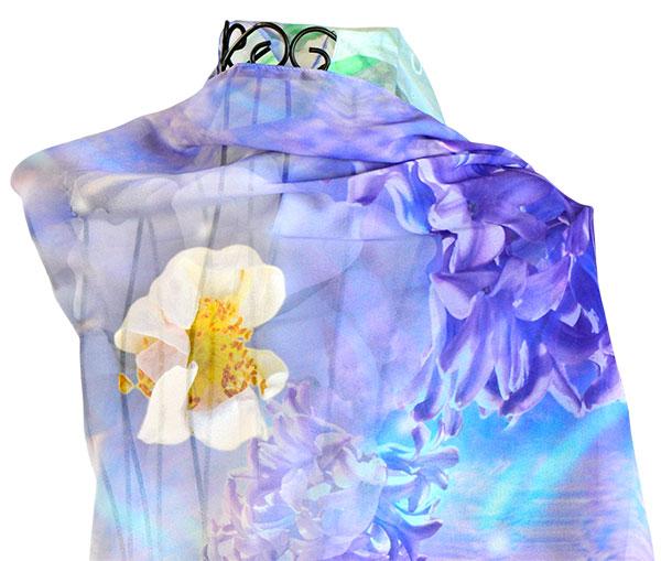 chiffon scarf sale