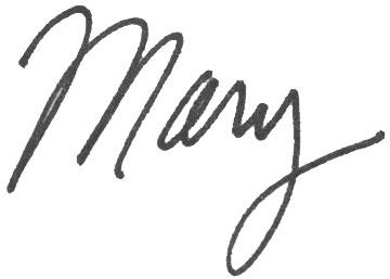 Mary-sig