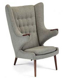 Papa Bear Chair- Hans Wegner